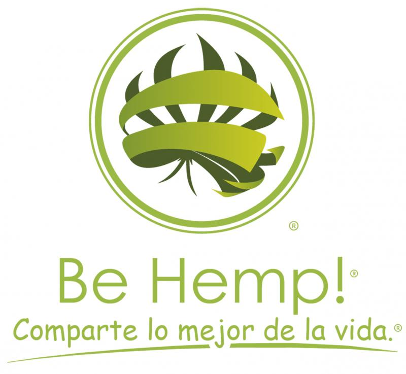 Logo Be Hemp !